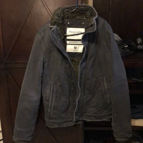 49b169eed6654 Abercrombie & Fitch Jackets & Coats | Mens Af Adirondack Jacket ...